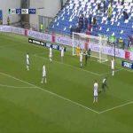 Sassuolo [2]-2 Frosinone - Khouma Babacar 78'