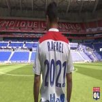 Official : Rafael extends his contract with Lyon until 2021