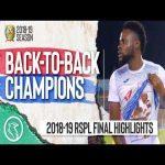 Portmore vs Waterhouse - Full Highlights | April 29, 2019 | 2018-19 Red Stripe Premier League Finals