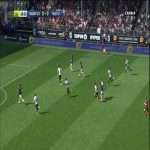 Angers 0-1 PSG - Neymar 20'