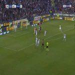 Cagliari [1]-2 Lazio - Leonardo Pavoletti 90'+1'