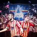 Lecce have been promoted to Serie A