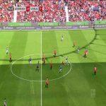 Leverkusen 1-[1] Schalke - Burgstaller 47'