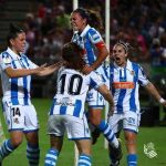 Real Sociedad Feminino beat Athletico Madrid Feminino to win their first Copa de la Reina.