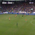 Rizespor [2]-1 Galatasaray - Aminu Umar 76'