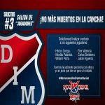 ‪The biggest supporters group of Independiente Medellin in Colombia released a statement demanding the club parts ways with a list of players. ‬