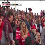 Toronto FC [1]-1 Philadelphia Union - Alejandro Pozuelo free kick 51'