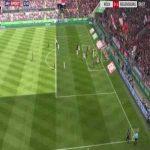 1. FC Köln 0-[1] SSV Jahn Regensburg — Rafael Czichos (o.g.) 7'