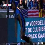 Club Brugge [2]-1 KRC Genk — Loïs Openda 63'