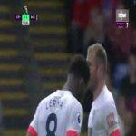 Crystal Palace 3-[1] Bournemouth: Jefferson Lerma