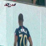 New England 2-0 San Jose - Cristian Penilla (PK) 29'