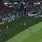 Rennes 1-[1] Guingamp - Alexandre Mendy 87'