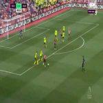 Southampton [1]-0 Huddersfield Town — Nathan Redmond 41' (great goal)