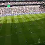 Totthenham 1-[1] Everton: Walcott