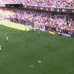 Valencia [2]-1 Alaves - Santi Mina 34'