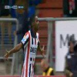 Willem II 2-0 FC Emmen - Alexander Isak 39'