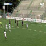 Fiorentina Primavera 1-[1] Palermo Primavera - Daniel Birligea 44'