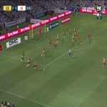 The goal by Éric Bauthéac (Brisbane Roar) against the Central Coast Mariners was voted A-league goal of the season