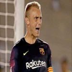 Cillessen close to Benfica move. [Gerard Romero]