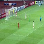 Persija Jakarta 5-1 Shan United - Burno Oliveira de Matos 90'