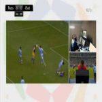 Al Nasr Riyadh 1-0 Al Batin - Abderrazak Hamdallah penalty 26'