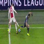 Hakim Ziyech's high-intensity pressing against Bayern Munich, Real Madrid, Juventus and Tottenham Hotspur