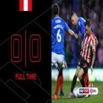 Sunderland have advanced to the League One playoff finals, beating Portsmouth 1-0 on aggregate