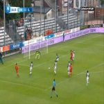 Quevilly-Rouen 1-0 Laval - Steve Shamal 15'