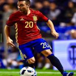 Santi Cazorla has been selected for the Spain national team squad.