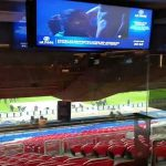 A video with sexual content was played on the Parc des Princes screens after PSG's festivities tonight