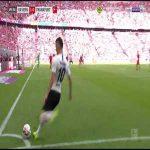 Bayern München 1-[1] Eintracht Frankfurt - Haller 50'