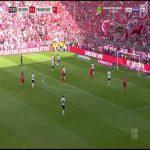 Bayern München [4]-1 Eintracht Frankfurt - F. Ribéry 72'