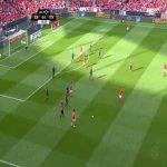 Benfica 1-0 Santa Clara - Haris Seferovic 16'
