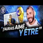 Benzema: I would have liked to lift the world cup