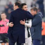 Cristiano Ronaldo on twitter: 'Thank you Mister Allegri! We only lived a year together but it's been exceptional because besides being a great coach you are a great man! It's been a pleasure working with you!'