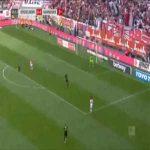Dusseldorf 1-0 Hannover - Rouwen Hennings 56'