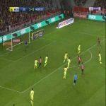 Lille 3-0 Angers - Jonathan Bamba 69'
