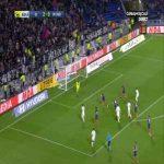 Lyon 3-0 Caen - Moussa Dembele 64'