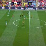 Manchester City 4-0 Watford - Gabriel Jesus 68'