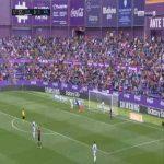 Real Valladolid 0-2 Valencia - Rodrigo 52'