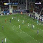Toulouse 1-0 Marseille - Aaron Iseka Leya 26'