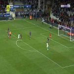 Toulouse 2-[5] Marseille - Florian Thauvin 90'+1'