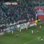 Wolfsburg [8]-1 Augsburg - Kevin Danso OG 89'