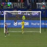 Australian player attempts panenka while 3-1 down in A-League grand final penalty shoot-out
