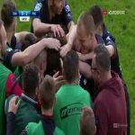Cracovia 0-[2] Pogoń Szczecin - Zvonimir Kožulj 65' (Polish Ekstraklasa)