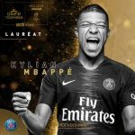 Kylian Mbappe is the Ligue 1 Player of the Season 2018/2019