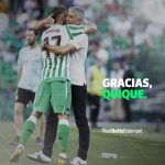 Official: Quique Setién to leave Betis