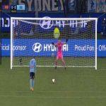 Perth Glory vs Sydney FC - Penalty shootout (1-4)
