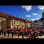 Benfica's 37th title celebration at Lisbon's city hall