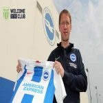Graham Potter appointed Brighton manager